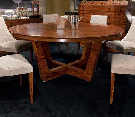 Стол и стулья Дипломат